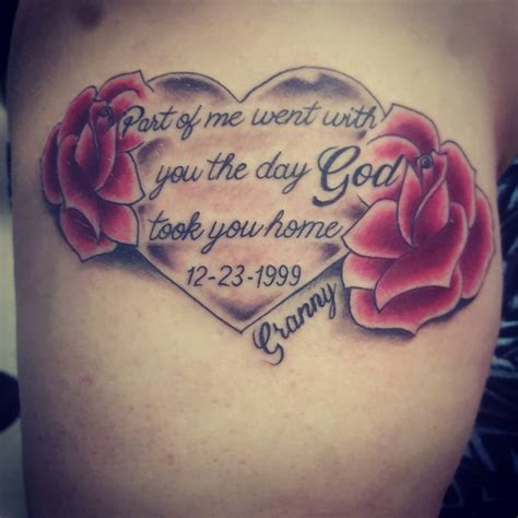 in memory tattoo ideas 55 inspiring in memory ideas keep your loved ones