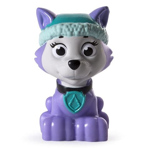 paw patrol everest spin master paw patrol mini figure everest