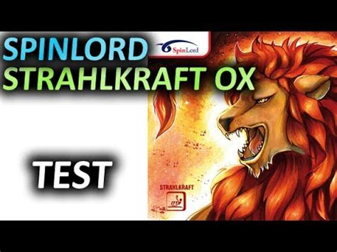 Spinlord Strahlkraft Ox test spinlord strahlkraft ox on spinlord ultra carbon def