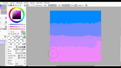 paint tool sai kaskus how i make gradients in paint tool sai