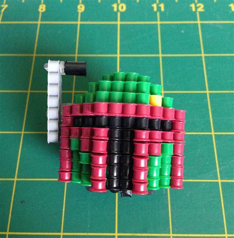 3d perler bead tiefighters 3d perler bead boba fett created by
