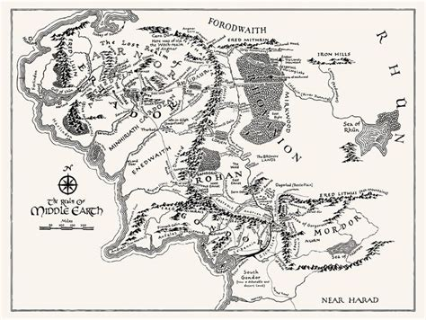 best map of middle earth best 25 middle earth map ideas on middle