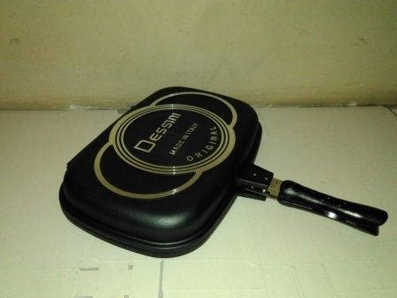 Panci Grill happy call grill pan panci masak made italy
