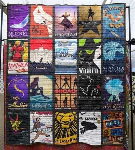 pin  sandy young    broadway posters