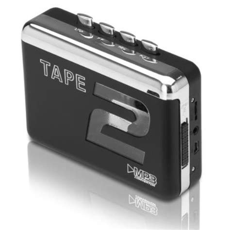 convertitore cassette audio in mp3 tonor convertitore da cassetta al mp3 audio player
