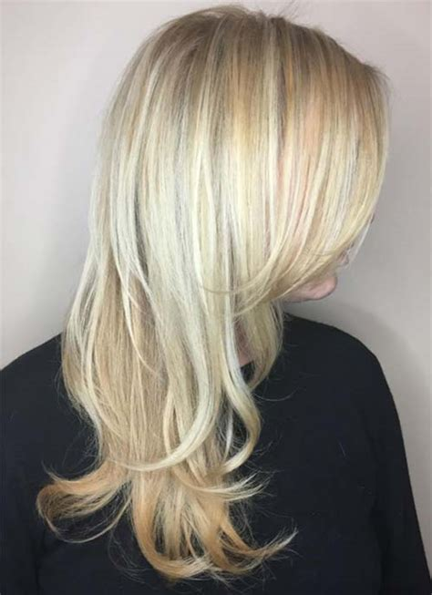 blending short layered crown with cold f usion 101 layered haircuts hairstyles for long hair spring