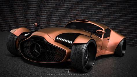 supercar concept mercedes 540k supercar concept