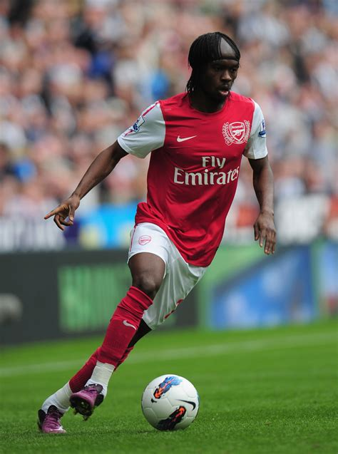 Kaos Epl Arsenal 7 gervinho photos photos newcastle united v arsenal premier league zimbio