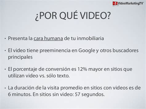 tonic movies vdeo de mayor duracin alexpix video marketing para inmobiliarias y agentes de bienes ra 237 ces