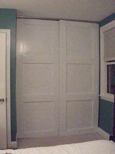 floor  ceiling sliding closet doors