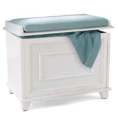 storage bench with cushions springfield storage bench with cushion grandin road
