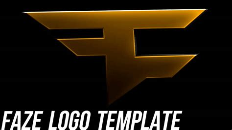 faze logo template faze logo template w dl link