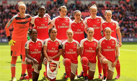 arsenal ladies arsenal announce name change ladies reference dropped