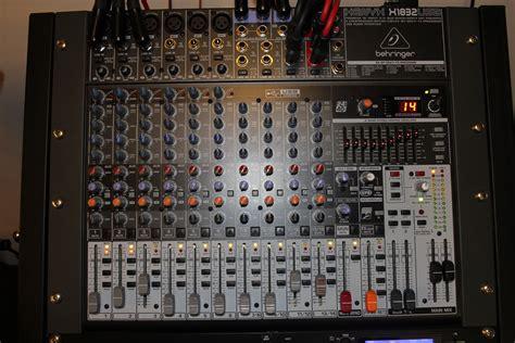 Mixer Behringer Xenyx X1832 Usb behringer xenyx x1832usb image 949716 audiofanzine