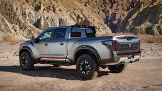 Nissan Taitan 2017 Nissan Titan Warrior Release Date And Review 2018