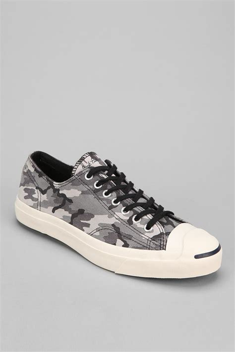 outfitters mens sneakers outfitters camo suede mens lowtop sneaker in gray