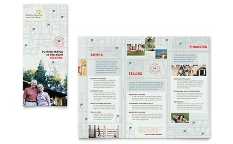 real estate brochure templates free real estate brochure template real estate templates