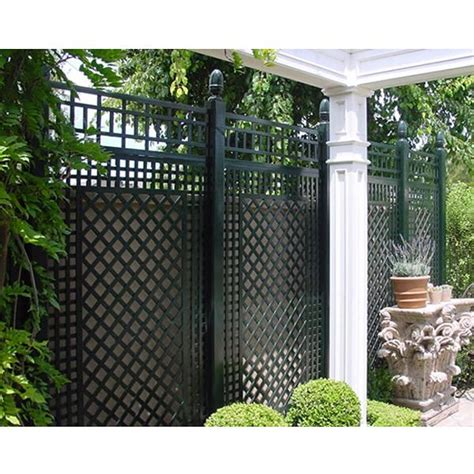Outdoor Trellis Screens Garden Trellis Outdoor Privacy Screen Trellises At