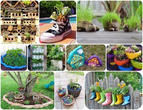Gallery Of Garden Ideas For Kids Or Children Interior Children S Garden Ideas