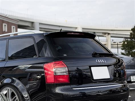 Audi A4 Rs by Spoiler Posteriore Audi A4 B6 Avant Rs Look Tuner Planet