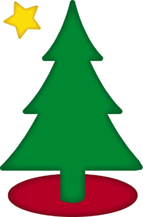 christmas tree cartoon ria9dedil public domain free tree clipart domain clip 4 cliparting