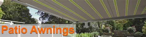 sunnc awnings website patio awnings samson awning the garage door centre