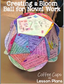 Bloom Book Report by Coffee Cups And Lesson Plans Reading Comprehension With Bloom Balls