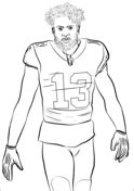 NFL coloring pages | Free Coloring Pages
