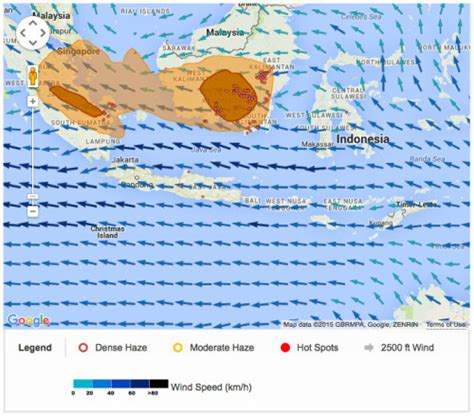 wind pattern indonesia forest burning and haze in indonesia malaysia and
