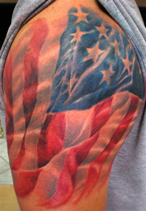 patriotic tribal tattoos american tribal tattoos by itattooz