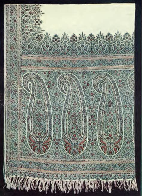 paisley pattern history the paisley shawl and the people who made it