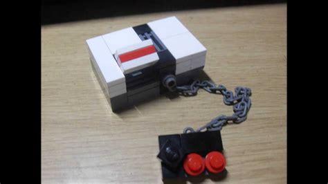 Lego Nes Tutorial | lego nes tutorial youtube