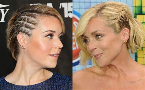 treccine attaccate alla testa acconciature con trecce per tutti i capelli op cosmetics