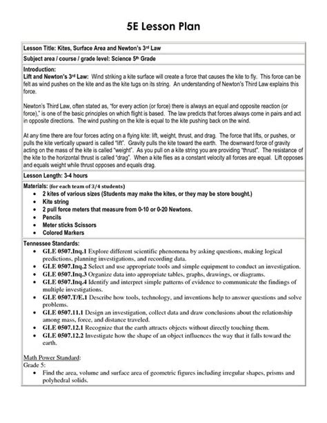 go math lesson plan template 28 images lesson plan