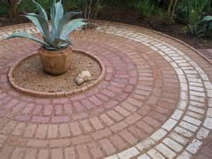 Ideas Design For Brick Patio Patterns 13 Circle Patio Ideas That Are Attractive For Your