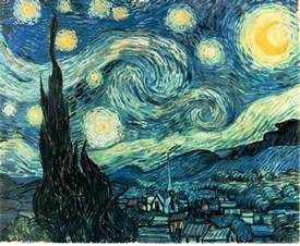 How To Do A Blind Stitch By Hand Webmuseum Gogh Vincent Van The Starry Night