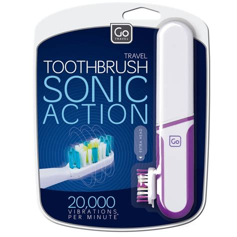 Travel Toothbrush battery powered toothbrush for travelling buy