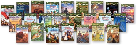Magic Tree House List by 365 Great Children S Books Day 200 The Magic Tree House Series