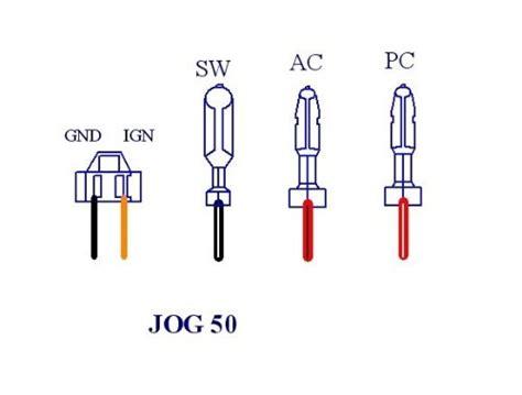 wiring diagram of yamaha jog 50cc efcaviation