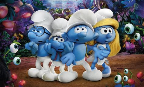 smurfs the lost smurfs the lost review this animated reboot is a