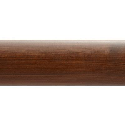 12 foot long curtain rod kirsch buckingham 2 quot smooth wood pole 12 feet long