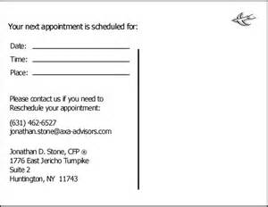 Appointment Reminder Letter Template Medical Patient Appointment Reminder Letter Template Template