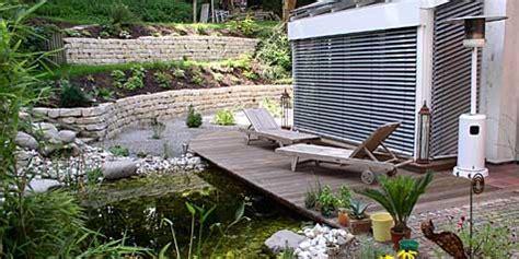 garten und landschaftsbau regensburg 2827 gartengestaltung mit holzterrasse