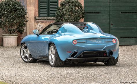 new alfa romeo disco volante design analysis 2016 alfa romeo disco volante spyder by