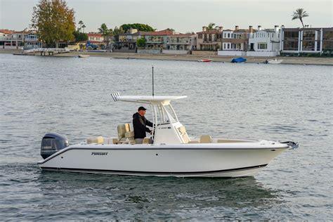 pursuit power boats 2017 pursuit c238 power boat for sale www yachtworld