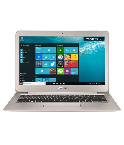 Laptop Asus Zenbook Price asus zenbook ux305ca fc077t notebook 90nb0aa5 m03560 intel m 4 gb ram 256 gb ssd 33 78 cm