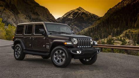 jeep unveils seven new vwvortex com all new 2018 jeep jl wrangler officially
