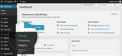 wordpress site layout customizer customise your website pinguis website design