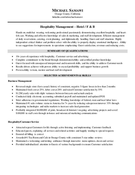 Sle Resume For Senior Management Position by Certified Scrum Master Resume Sle Mba Resume 28 Images