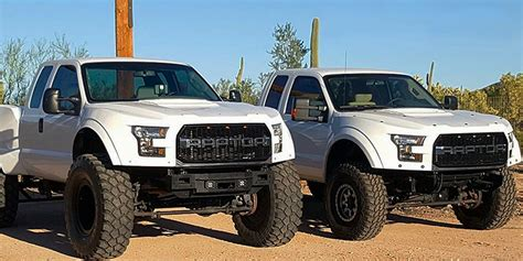 F250 Megaraptor For Sale by The Ford F 250 Megaraptor Conversion Ford Authority